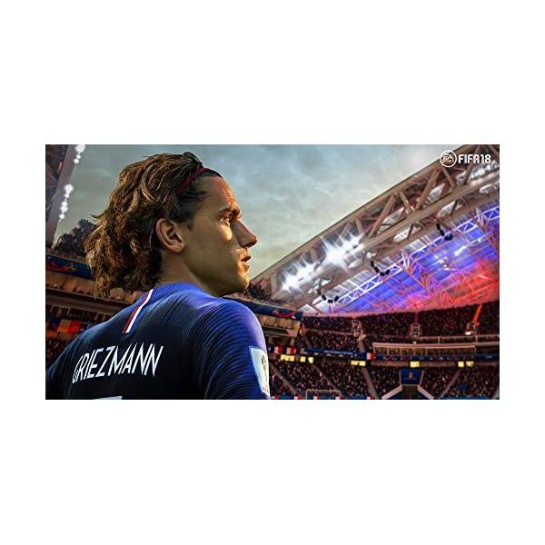 FIFA 18 【予約特典】• 5試合FUTレ...の紹介画像4