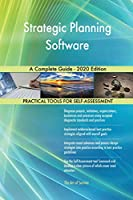 Strategic Planning Software A Complete Guide - 2020 Edition