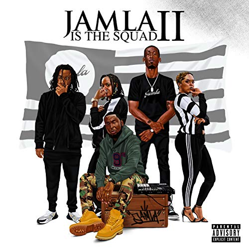 Sojourner (feat. J. Cole) [Explicit]