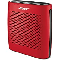 Bose SoundLink Color Bluetooth speaker ポータブルワイヤレススピーカー レッド