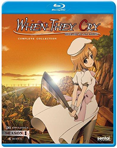 When They Cry: Season 1 [Blu-ray]