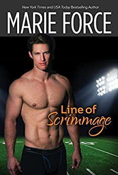 Line of Scrimmage by [Force, Marie]