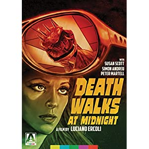 Death Walks at Midnight [DVD] [Import]