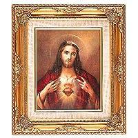 Sacred Heart of Jesusアートフレーム