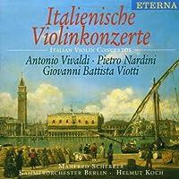 Violin Concerto in a Op 3 6