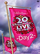 20th L'Anniversary LIVE -Day2- [DVD](在庫あり。)