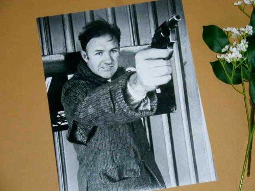 1.特大写真「フレンチコネクション」ジーン・ハックマンのアップ
