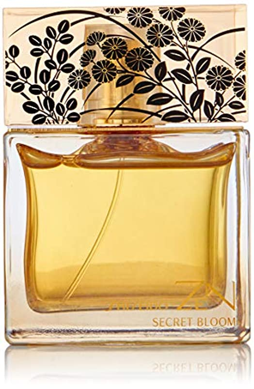 憂鬱コイン離す資生堂 Zen Secret Bloom Eau De Parfum Intense Spray 100ml/3.3oz並行輸入品