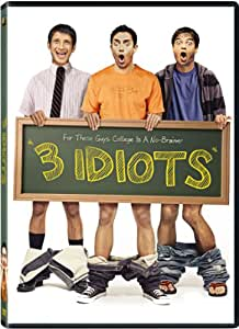 3 Idiots [DVD] [Import]