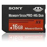 Sony メモリースティック PRO HX HG Duo 16GB 30MB/s 海外パッケージ品