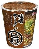 まる旨 味噌ラーメン 60g ×12食