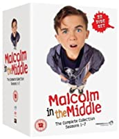 Malcolm In The Middle : The Complete Collection Seasons 1-7 [DVD] [Import]
