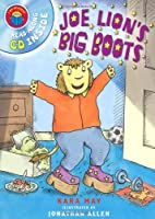 I Am Reading with CD: Joe Lion's Big Boots (I Am Reading Book & CD)