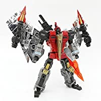 STERLING G Creation Transformers Dinoking SRK04 ShuraKing Hell Blade Swoop New