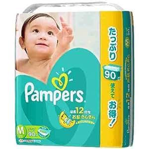 パンパース テープ  ウルトラジャンボ M 90枚 (テープタイプ)