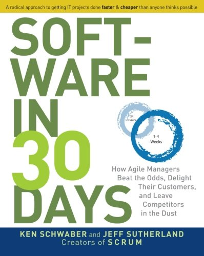 Download Software in 30 Days: How Agile Managers Beat the Odds, Delight Their Customers, and Leave Competitors in the Dust 1118206665