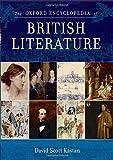 The Oxford Encyclopedia of British Literature 画像