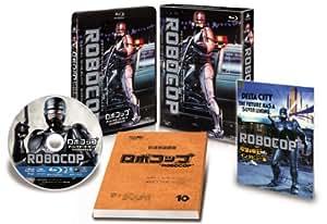 ロボコップ ディレクターズ・カット <日本語吹替完全版> コレクターズ・ブルーレイBOX (初回生産限定) [Blu-ray]