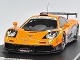 KIDBOX/hpi 1/43 McLaren F1 GTR No53 1996 Le Mans FRANCK MULLER