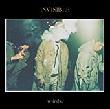 INVISIBLE 初回盤B(DVD付)/