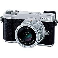 パナソニック ミラーレス一眼カメラ ルミックス GX7MK3 単焦点ライカDGレンズキット シルバー DC-GX7MK3L-S