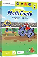 Meet the Math Facts - Multiplication & Division Level 2 DVD [並行輸入品]