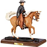 Breyer Elvis and Rising Sun: Harmony on Horseback by Breyer