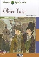 Oliver Twist+cdrom (Green Apple)