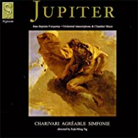 Jupiter / Orch Transcriptions / Pieces De Viole