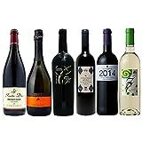『神の雫』掲載ワイン6本セット 『赤4本/白1本/スパークリングワイン1本』