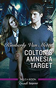 Colton's Amnesia Target (The Coltons of Kan