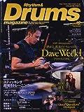 Rhythm & Drums magazine (リズム アンド ドラムマガジン) 2013年 12月号 [雑誌]
