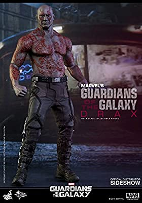 Hot Toys Marvel Guardians Of The Galaxy Drax The Destroyer 1 / 6 Scale Figure