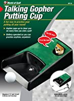 Golf Gifts and Gallery Gopher Putting Cup