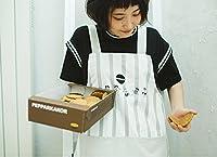 Gotor® 田園 シンプル ガールズ カフェ風 料理 仕事エプロン 綿 (140*220cm)