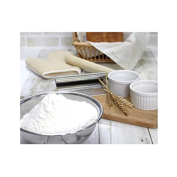 春よ恋100% 国産小麦パン用強力粉 2kgの紹介画像3
