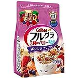 カルビー フルグラ 3種のベリーミルクテイスト 700g×6袋