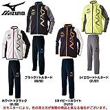 MIZUNO(ミズノ) N-XT ウォームアップ ジャケット パンツ 上下セット 【メンズ】 (32JC7020/32JD7020) (M, Dネイビー×ホワイト(14/14))