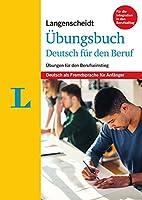 Langenscheidt grammars and study-aids: Langenscheidt  Ubungsbuch Deutsch fur