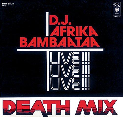 DEATH MIX +5 (日本独自企画盤、解説、ボーナストラック付)