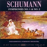 Schumann: Symphonies 1 & 2