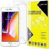 Best ガラスのiPhone 6スクリーンプロテクター - JJPRIME – 2 pcsパックのIPHONE 6G/IPHONE 6S用強化ガラス・スクリーン・プロテクター(クリア) Review