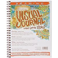 "Strathmore 400 Series Visual Drawing Journal, 9""x12"" Medium Surface, Wire Bound, 42 Sheets [並行輸入品]"