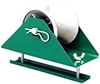 Greenlee 658 Cable Pulling Sheave, Tray-Type, 12-Inch by Greenlee
