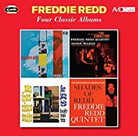 "FOUR CLASSIC ALBUMS -GET HAPPY WITH FREDDIE REDD / THE MUSIC FROM ?THE CONNECTION"" / SAN FRANCISCO SUITE / SHADES OF REDD-"