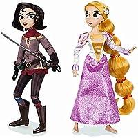 Disney(ディズニー) Rapunzel and Cassandra Dolls Gift Set - Tangled: The Series - 11'' ラプンツェルとカサンドラ人形ギフトセット 27.9cm [並行輸入品]