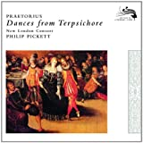 Dances From Terpsichore, 1612 by Pickett/New London Consort (2008-01-08)