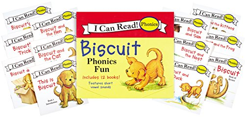 Biscuit Phonics Fun (My First I Can Read)の詳細を見る