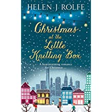 Christmas at The Little Knitting Box: A heartwarming, feel good Christmas romance (New York Ever After, Book 1)