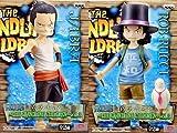 ワンピースDXフィギュア~THE GRANDLINE CHILDREN~vol.3 ロブ・ルッチ ジャブラ 全2種セット (¥ 980)